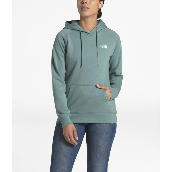 The North Face Womens Red Box Pullover Hoodie