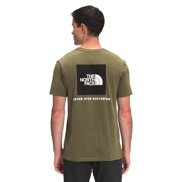 The North Face Mens SS Box NSE Tee
