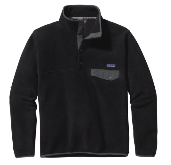Patagonia M Lightweight Synchilla Snap-t Pullover