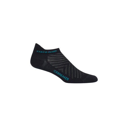 Icebreaker Womens Run+ Ultralight Micro Sock