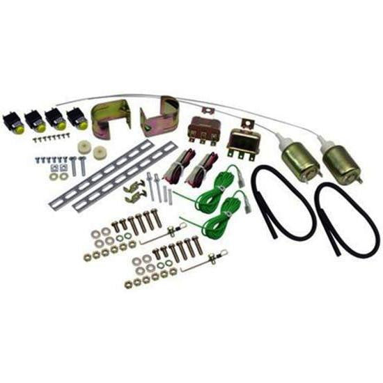 Duksville Uni Door Solenoid Kit