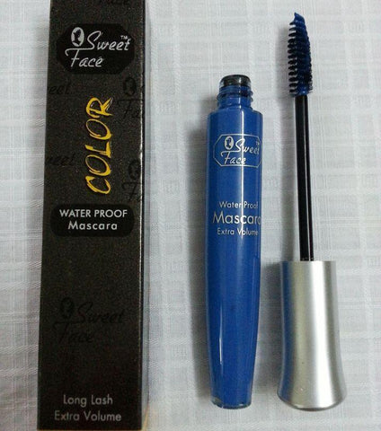 Sweet Face Color Mascara(water proof long lash extra volumer)