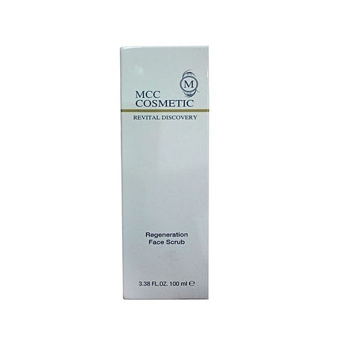 MCC Regeneration Face Scrub 150 ml