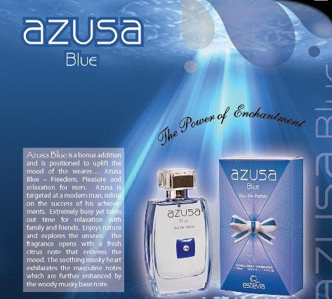 Azusa Blue- The Power of Enchantment
