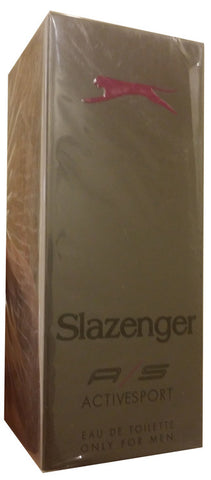 Slazenger Men Active Sport Eau De Toilette 125ML (Purple)