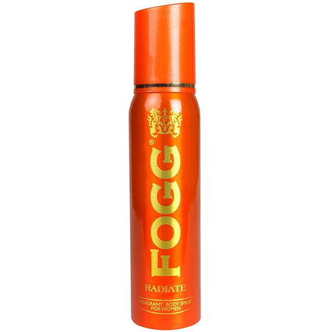 Fogg 1000 Sprays Fragrant Body Spray For Women Radiate, 150ml