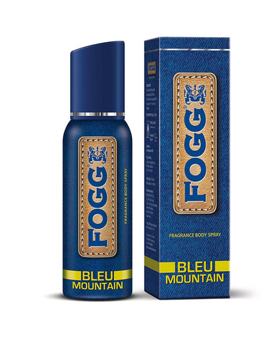 Fogg Blue Mountain Fragrant Body Spray, 120 ml