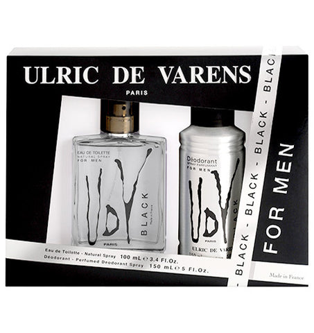 Black Gift Set By UDV