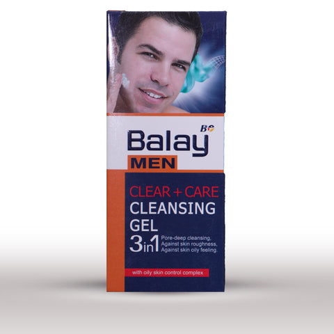 Balay Men Cleansing Gel 3 in 1 150ml