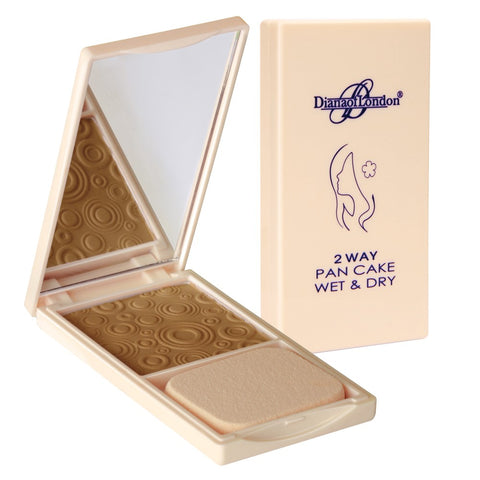 DIANA 2 WAY PAN CAKE WET & DRY POWDER