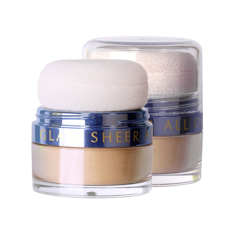 DIANA GLAM SHEER ALL OVER LOOSE POWDER