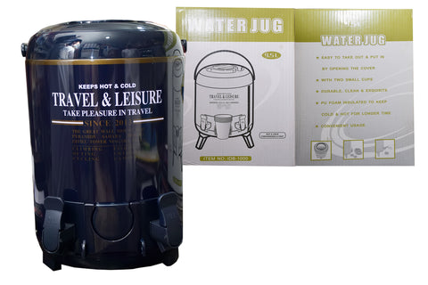 Water Jug | Travel and Leisure 9.5 L (Hot & Cool in One)