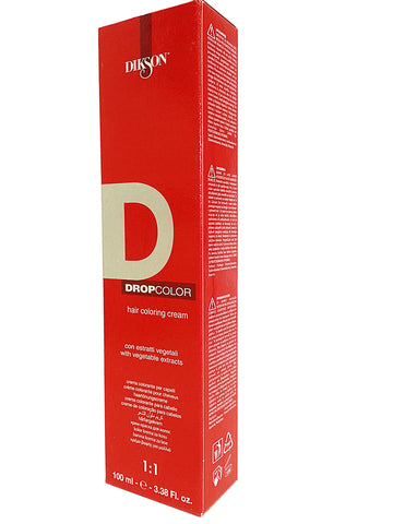 Dikson Drop Color Hair Cream Copper Series Chestnut Copper 6R (100 ML)