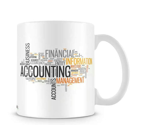 Accountants Mug