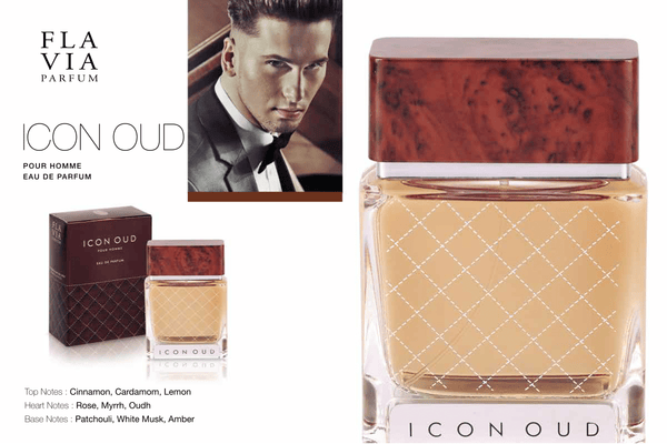 Icon Oud Perfumes Men