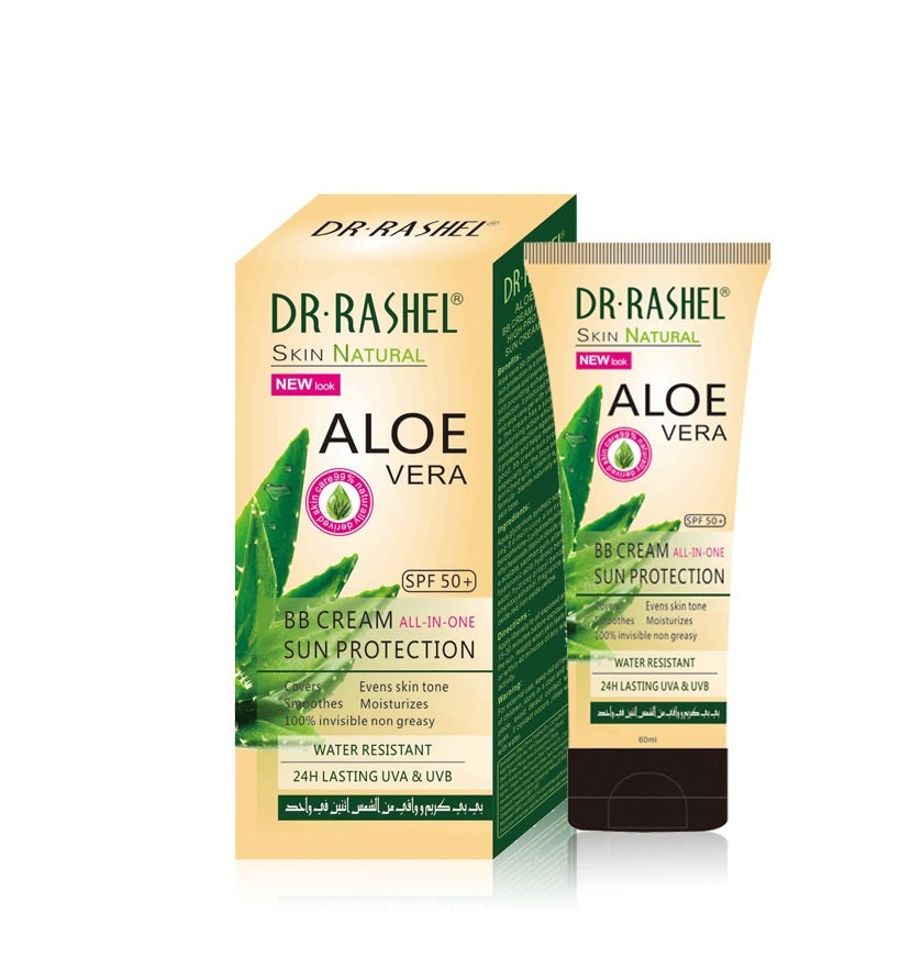 DR.RASHEL Aloe Vera BB Cream sun protection 60ml