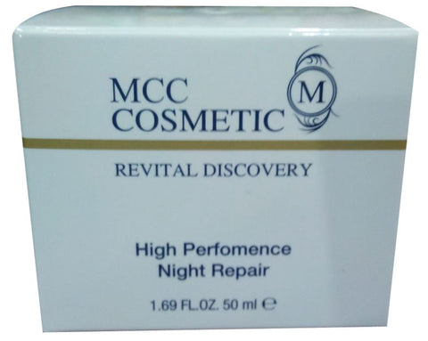 MCC High Performance Night Repair Cream 50ML