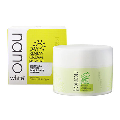 Nano White Day RENEW Cream SPF 25+ (40 ml)