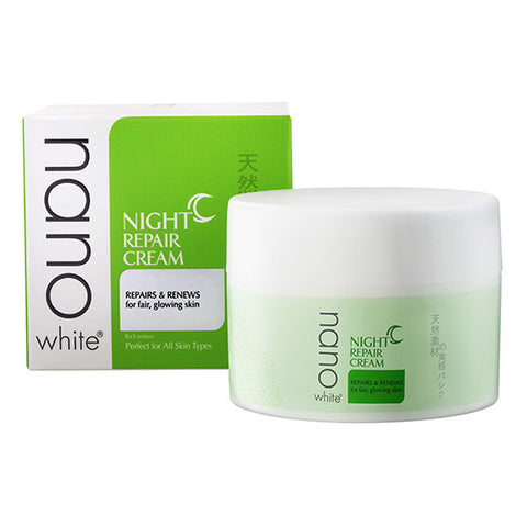 Nano White Night Repair Cream 40 ML