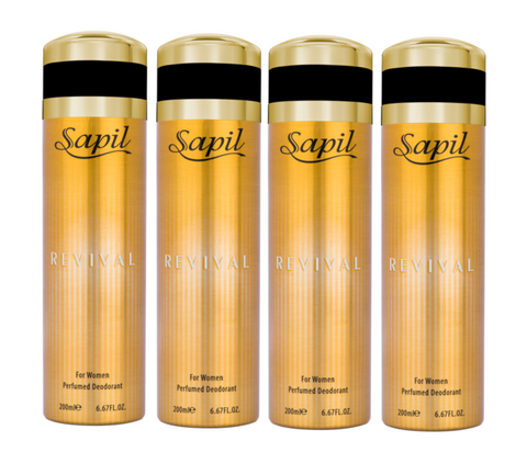 REVIVAL By Sapil 200ml (Pack of 4)