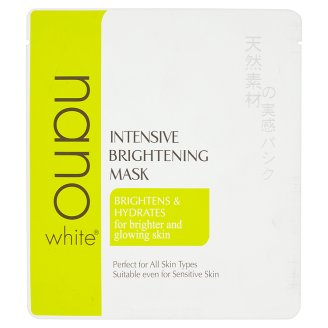 Nano white Intensive Brightening Mask 22ml