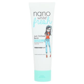 Nano White Fresh  Anti Dullness Scrub 80g
