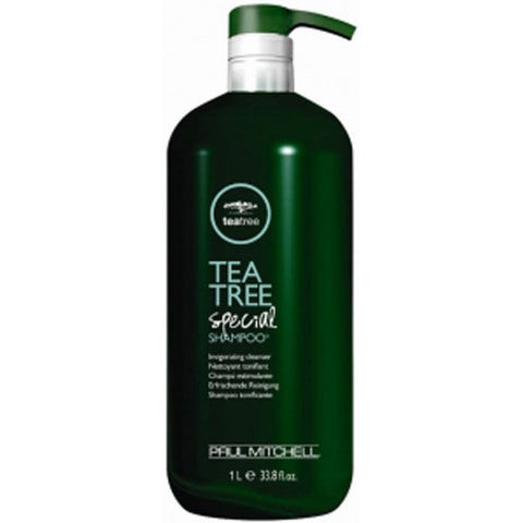 Paul Mitchell Tea Tree Special Shampoo, Invigorating Cleanser 300 ML