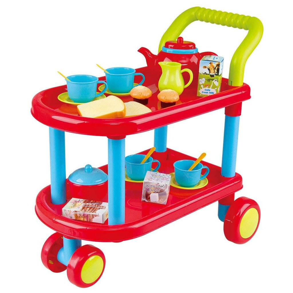 23-Piece Tea Time Trolley Set