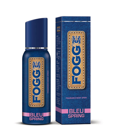 Fogg Bleu Spring Fragnant Body Spray, 120ml