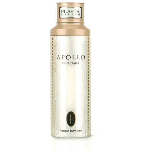 Flavia Apollo Pour Femme Deodorant Body Spray For Women 200 Ml