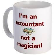 Accountant`s Mug (I am an Accountant