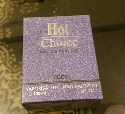 Hot Choice EAU DE PARFUME