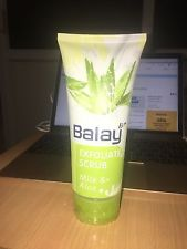 Balay EXFOLIATE SCRUB Milk and Aloe 200 ML