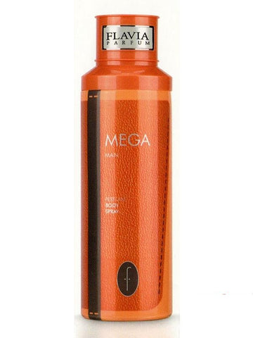 Flavia Mega Man Deodorant Body Spray For Men 200 Ml
