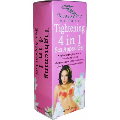 romantic herbal Vagina tightening 4 in 1