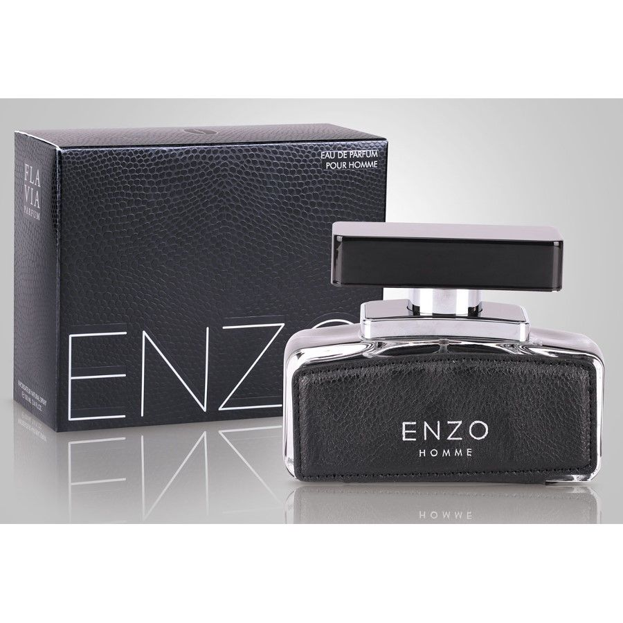Enzo (Mens 100ml EDP) Sterling - Flavia (0143)