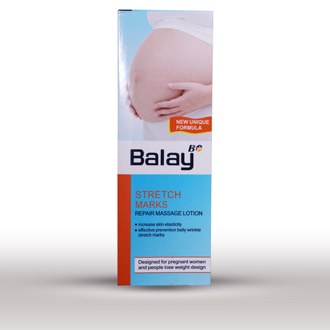 Balay Stretch Marks Repair Massage Lotion.