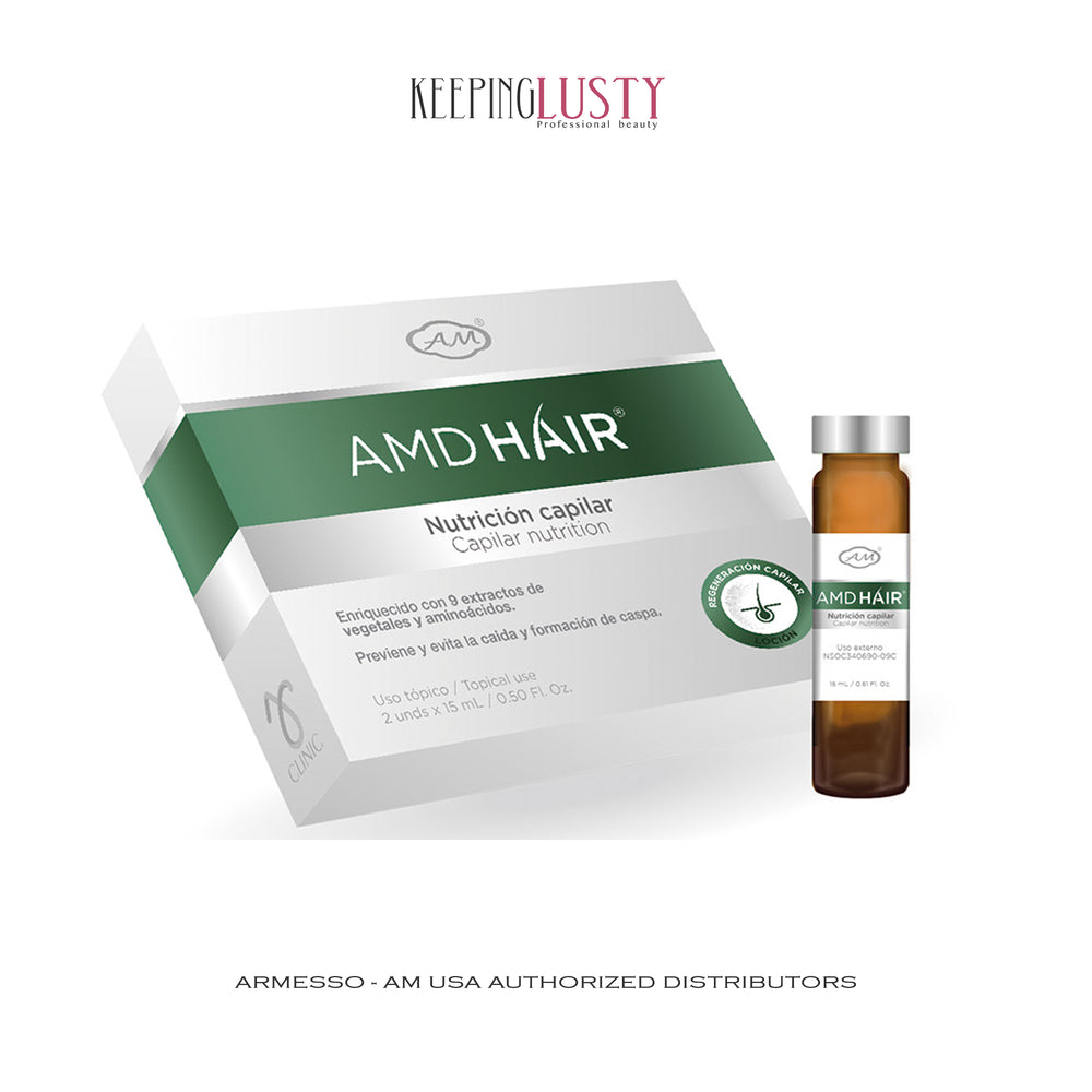 Armesso-AM AMD Hair Capilar Nutrition Lotion - Keeping Lusty