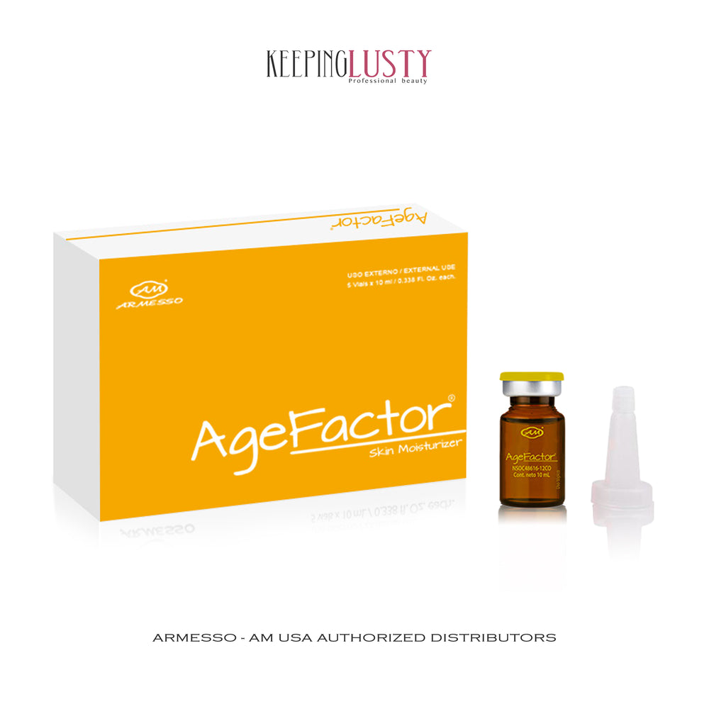 Armesso-AM Age Factor  | Mesotherapy Serum | - Keeping Lusty