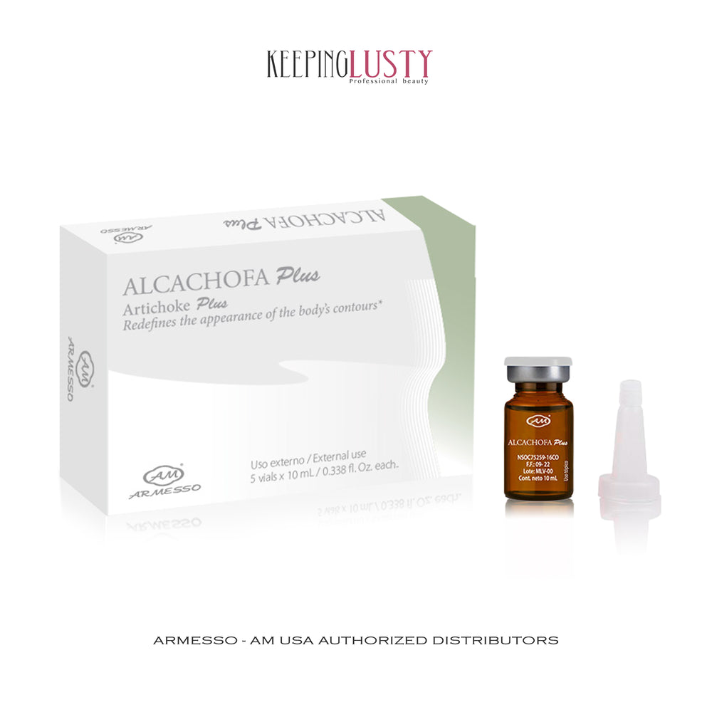 Armesso-AM Artichoke Plus | Mesotherapy Serum | - Keeping Lusty