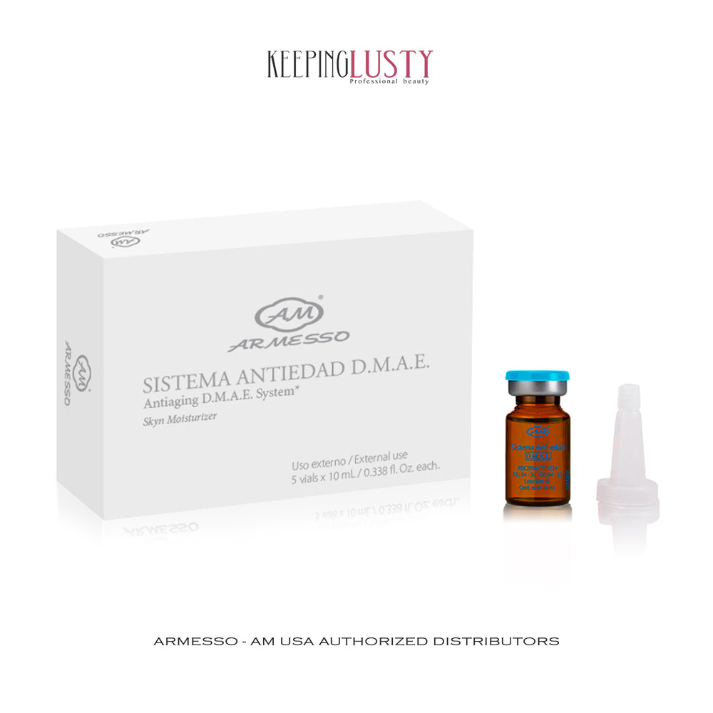 Armesso-AM Anti-Aging DMAE System | Mesotherapy Serum |