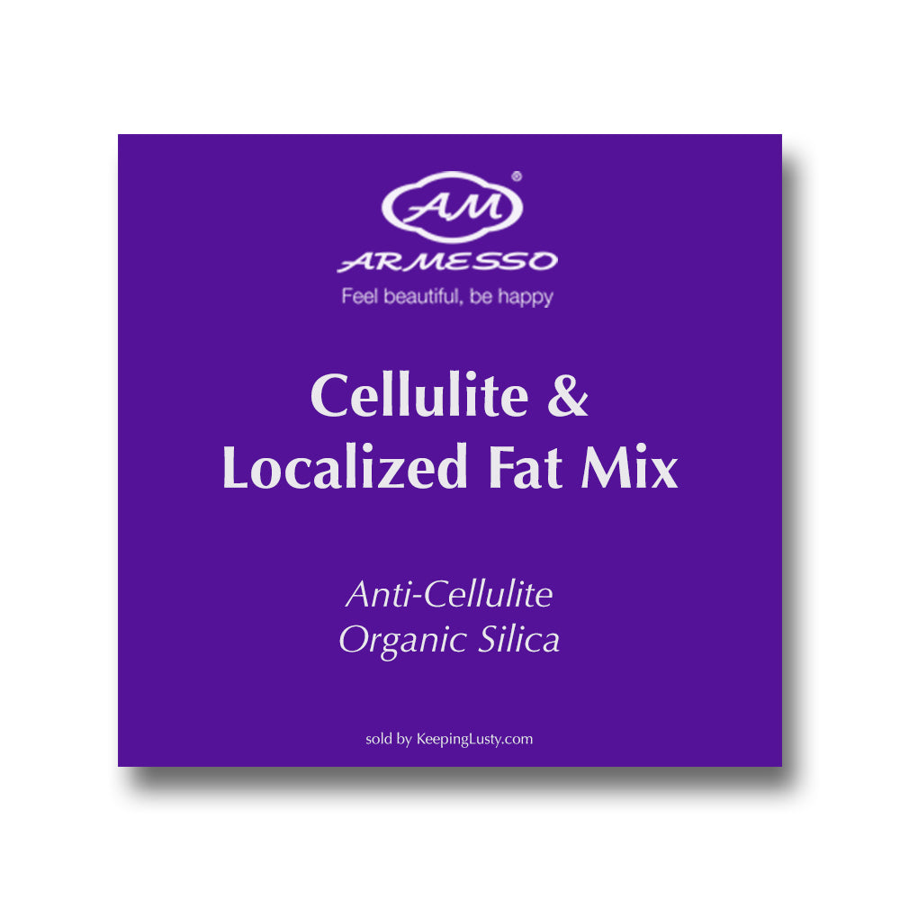Armesso A.M. Cellulite and Localized Fat Mix: Sellülit | Organic Silica