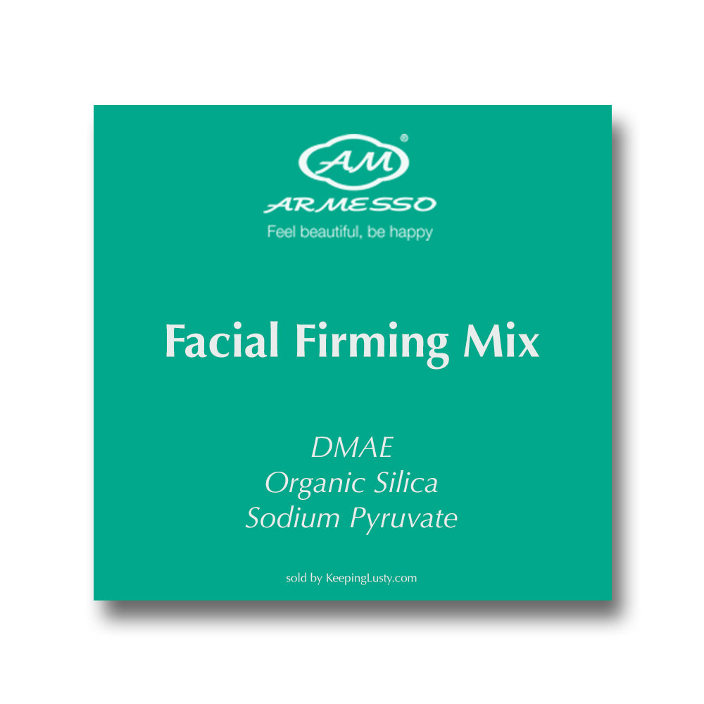 Armesso-AM Facial Firming Mix | DMAE | Organic Silica | Sodium Pyruvate |
