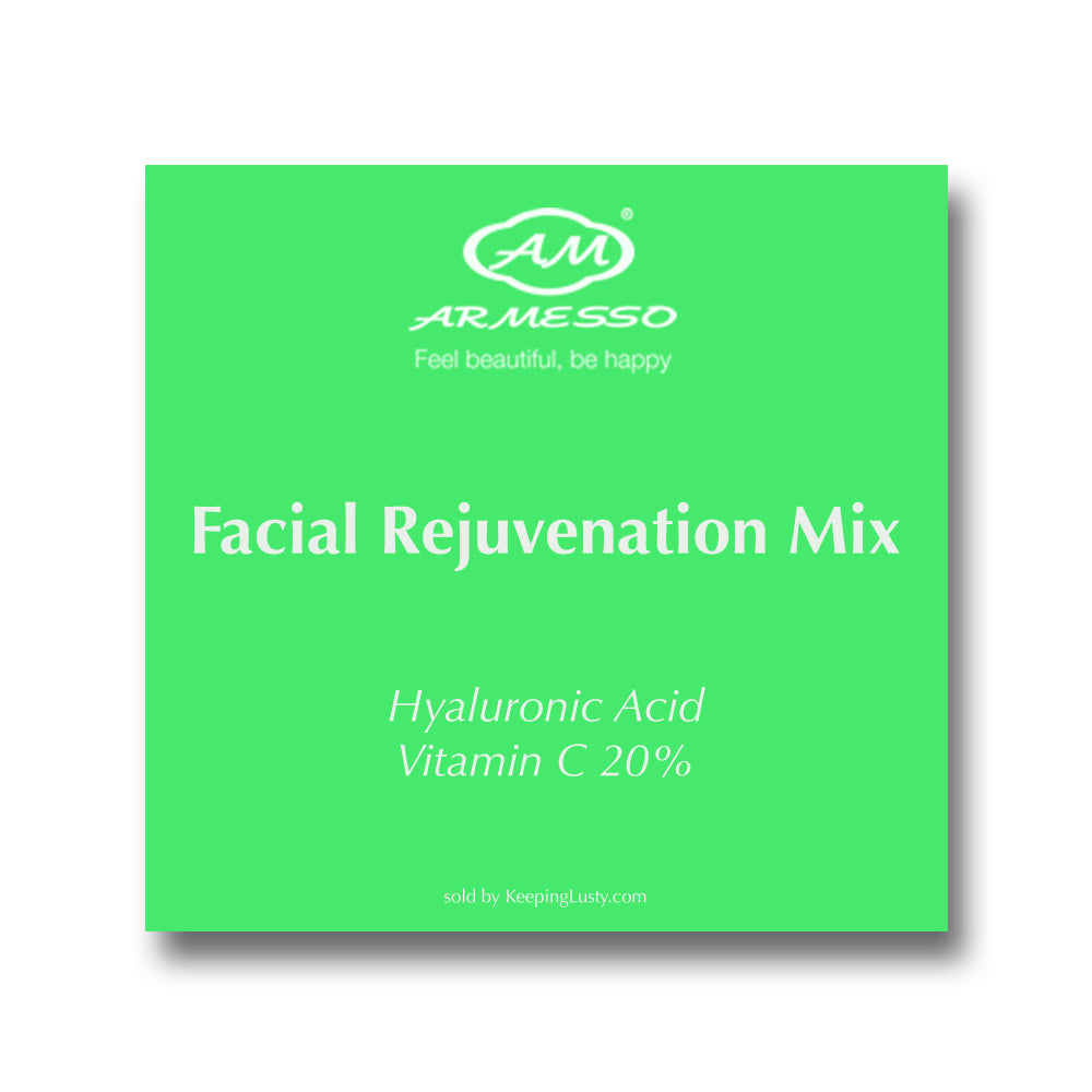 Armesso A.M. Facial Rejuvenation Mix: Hyaluronic Acid | Vitamin C
