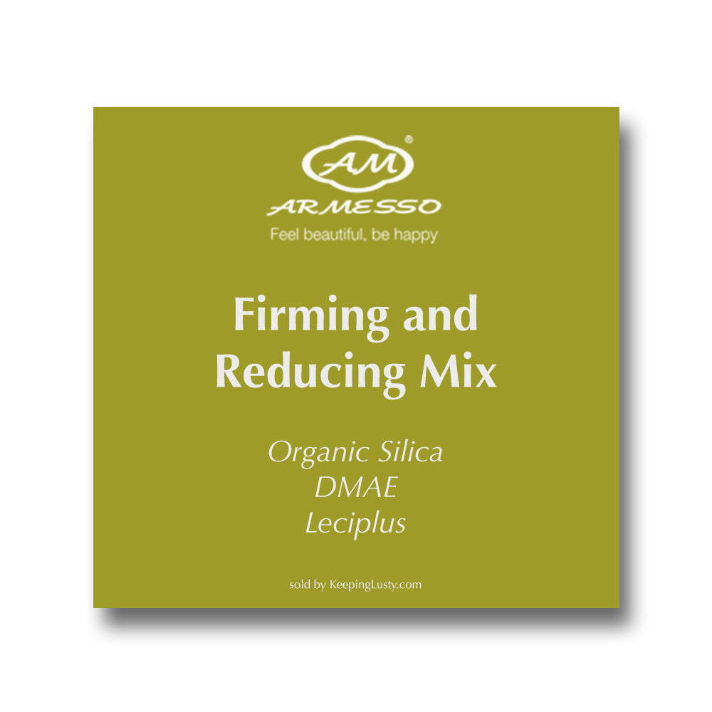 Armesso-AM Firming & Reducing Mix | Organic Silica | DMAE | Leciplus |