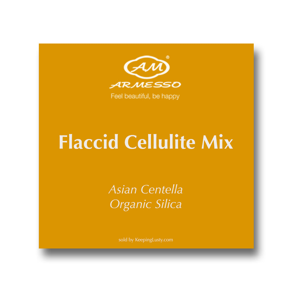 Armesso-AM Flaccid Cellulite Mix | Asian Centella | Organic Silica |