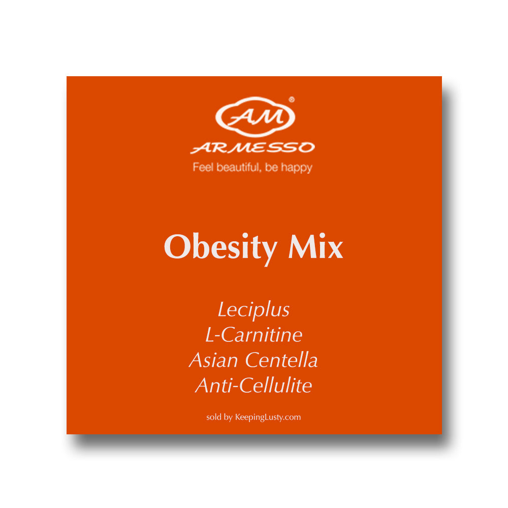 Armesso A.M. Obesity Mix: LeciPlus | L-Carnitine | Asian Centella | Sellülit