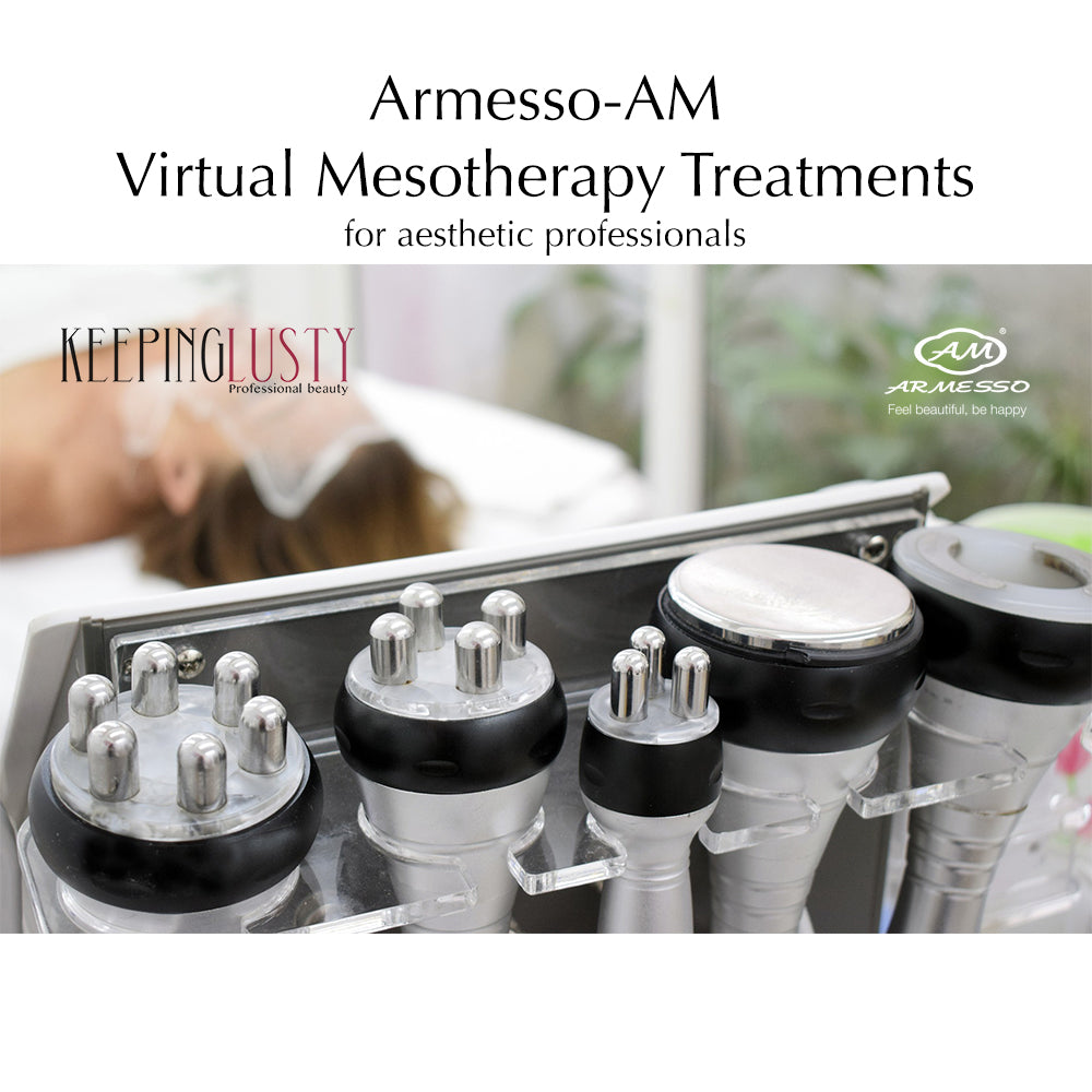 Armesso-AM Cellulite and Localizated Fat Mix | Anti-Cellulite | Organic Silica |-Keeping Lusty