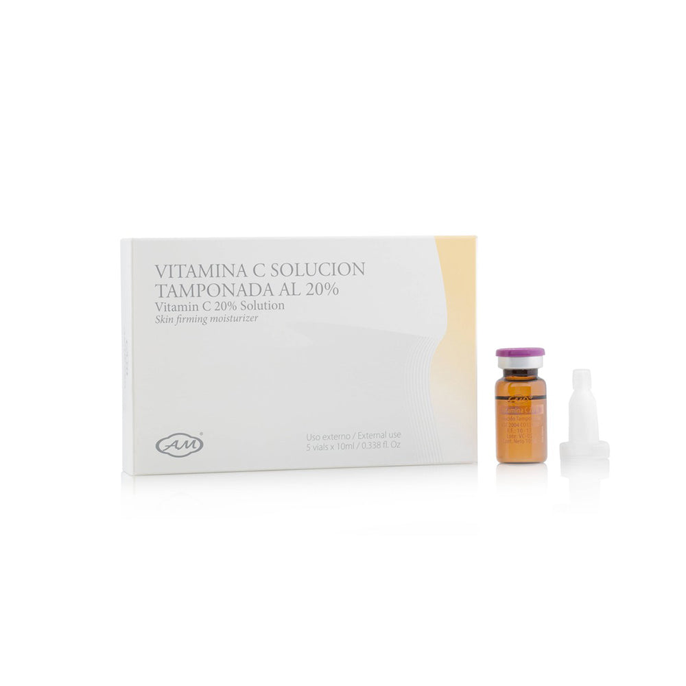 Armesso-AM Vitamin C 20% | Mesotherapy Serum | Needle-free |-Keeping Lusty