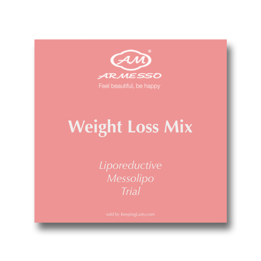 Armesso A.M. Weight Loss Mix: Liporeductive | Messolipo | TRIAL